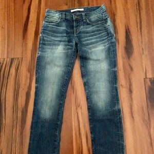 J Brand The Pencil leg jeans size 24